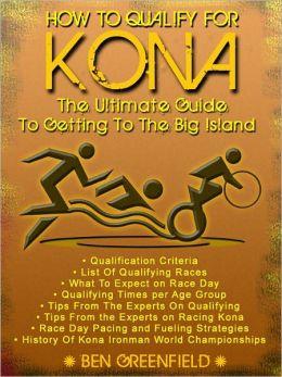 How to Qualify For Kona