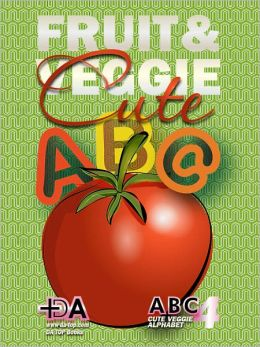 Cute ABC: Fruit and Veggie Alphabet (Halloween Gift Idea)