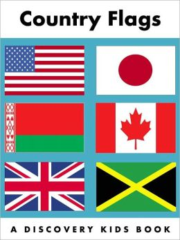 Country Flags: A Discovery Kids Book