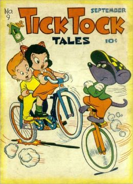 Tick Tock Tales Number 9 Childrens Comic Book