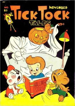 Tick Tock Tales Number 23 Childrens Comic Book
