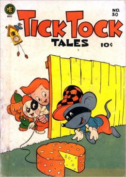 Tick Tock Tales Number 30 Childrens Comic Book