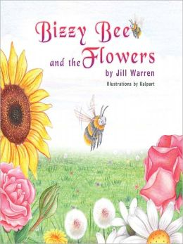 Bizzy Bee and the Flowers