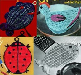 More Animal Potholder Patterns for Crochet