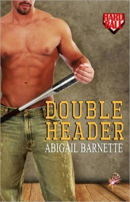 Double Header (Male/Male Erotic Romance, Hardball Series)
