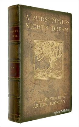 A Midsummer Night's Dream (Illustrated by Arthur Rackham + Audiobook Download Link + Active TOC)
