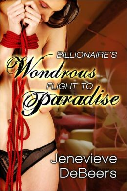 Billionaire's Wondrous Flight to Paradise (A BDSM Rough Sex Story)