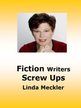 Ficton Writers Screw Ups