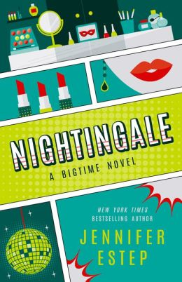 Nightingale (Bigtime superhero series #4)