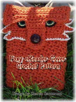 Foxy eReader Cover Crochet Pattern