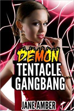 Demon Tentacle Gangbang (m/f, demon, tentacle, gangbang)
