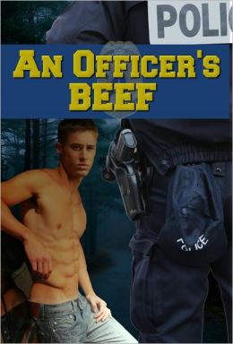 An Officer's Beef (Rough Sex, Forced Sex, Gay Threesome)
