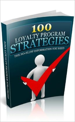 100 Loyalty Program Strategies