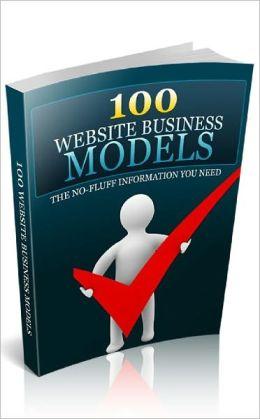 100 Website Business Models