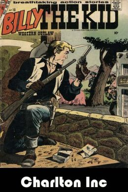 Billy The Kid western Outlaw Volume 10 Comic Book