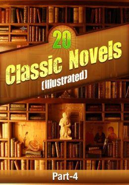 20 Classic Novels (Illustrated) Part-4