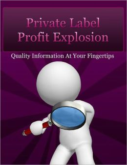 Private Label Profit Explosion