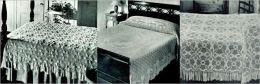 Beautiful Keepsake Crochet Patterns for Bedspreads