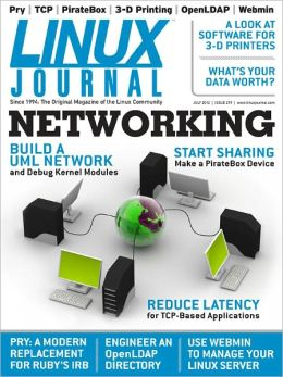 Linux Journal July 2012