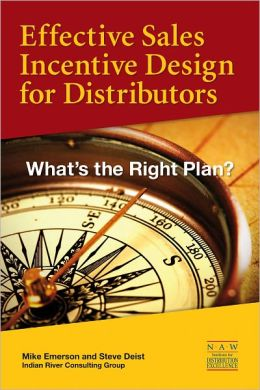 Effective Sales Incentive Design for Distributors: What's the Right Plan?