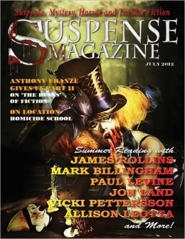 Suspense Magazine July 2012