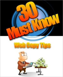 30 Must Know Website Copy Tips