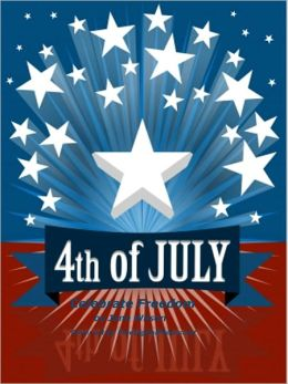 Celebrate Freedom, A Fourth of July poem with patriotic activities for kids