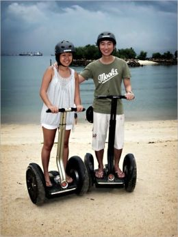 Riding a Segway for Beginners