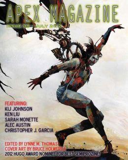 Apex Magazine - July 2012 (Issue 38)