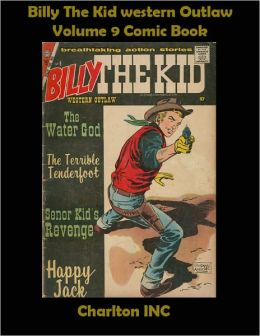 Billy The Kid western Outlaw Volume 9 Comic Book