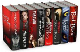 H.T. Night's 8-Book Vampire Box Set