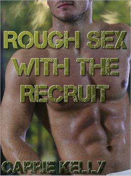 Rough Sex with a Recruit (Gay Military Sex)