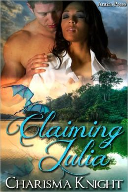 Claiming Julia [Interracial Erotic Shifter Romance]