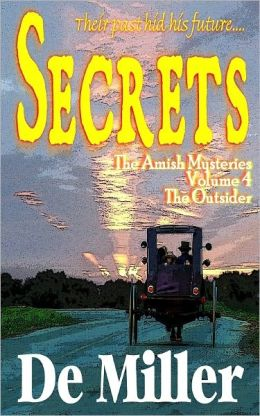 The Amish Mysteries - Secrets - Volume 4 - The Outsider