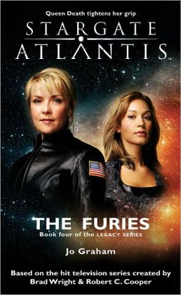 SGA-19 The Furies - Book IV of the Legacy Series