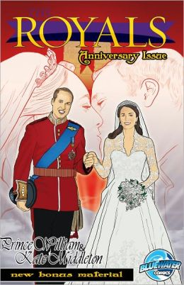 The Royals: Graphic Novel - Anniversary Edition w/ bonus materials