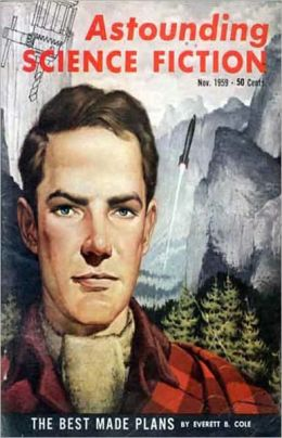 The Best Made Plans: A Science Fiction, Post-1930 Classic By Everett B. Cole! AAA+++