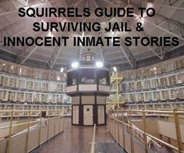 SQUIRRELS GUIDE TO SURVING JAIL & INNOCENT INMATE STORIES (story, tale, narrative, fable, legend, fiction )