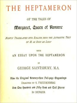 The Tales of the Heptameron, Vol. III (of V.) [Illustrated]