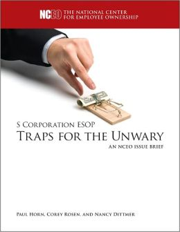 S Corporation ESOP Traps for the Unwary
