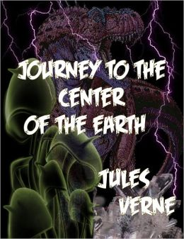 Journey to the Center of the Earth Illustrated