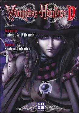 Vampire Hunter D Vol.1 - French Edition
