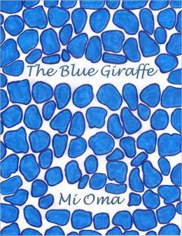 The Blue Giraffe (Portrait)
