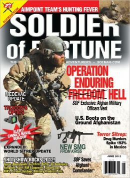 Soldier of Fortune - June 2012