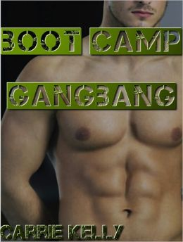 Boot Camp Gangbang (Gay Military Sex)