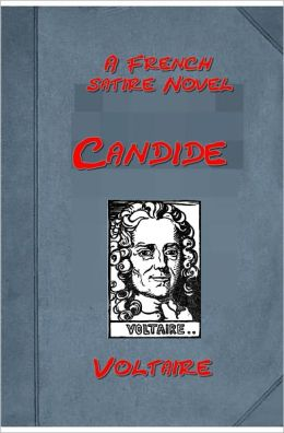 Candide by Voltaire (Illustrated)