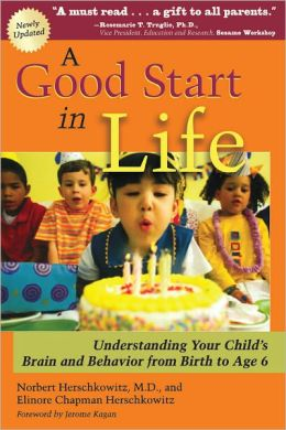A Good Start in Life: Understanding Your Child's Brain and Behavior
