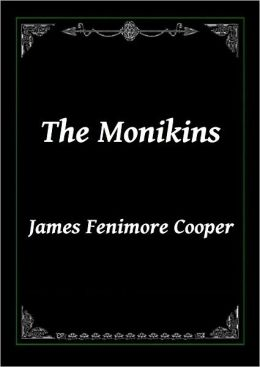 The Monikins by James Fenimore Cooper
