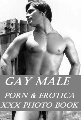 Erotic Photography: Male Nude Picture Book