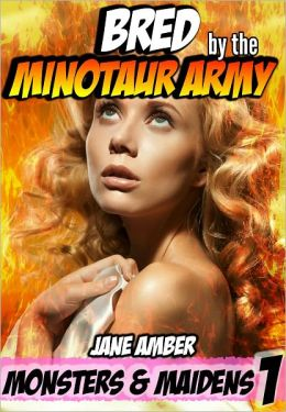 Bred by the Minotaur Army (Gangbang Erotica)